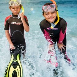 Neoprene Wetsuits for children & teenagers
