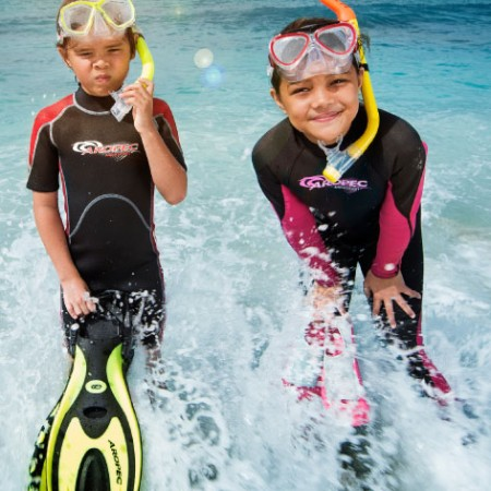 Neoprene Wetsuits for children & teenagers (10)