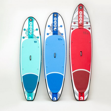 Inflatable SUP boards (6)