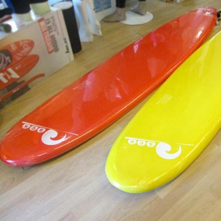Surf boards (4)