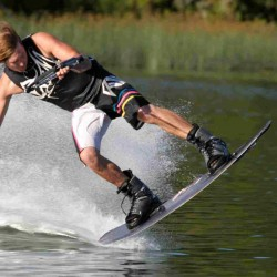 Wakeboard-Kneeboard