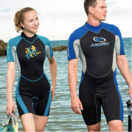 Neoprene wetsuits shorty (10)
