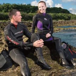 Neoprene wetsuits fullsuit