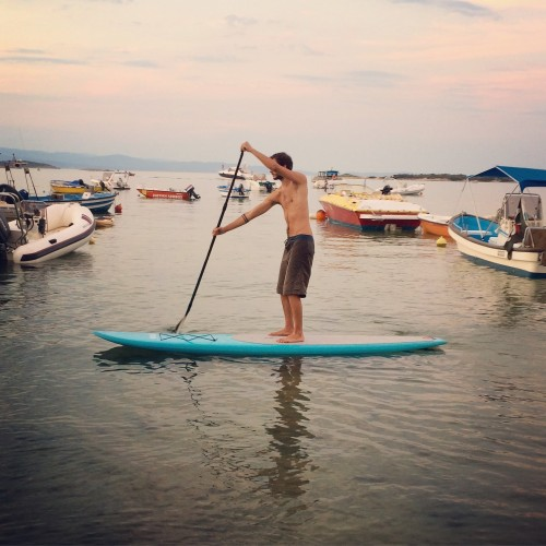 SCK SUP board 11'6'' Sky Blue