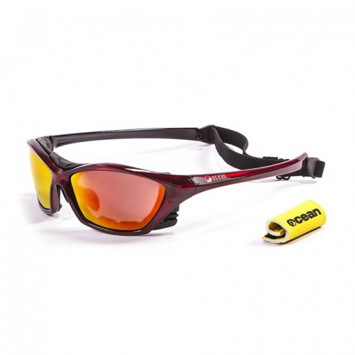 Ocean Sunglasses with polarized lens / Floating  / Lake Garda Red-RevoRed