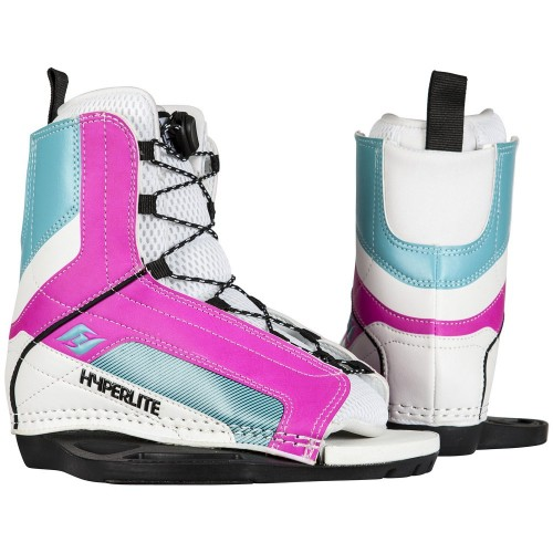 Wakeboard bindings for kids Hyperlite Remix