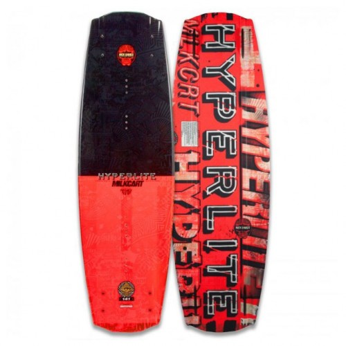 Wakeboard σανίδα Hyperlite Milkcart 141cm