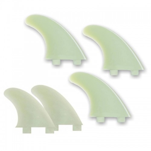 KOALITION Surfboard Fins Thruster M FCS 5pcs