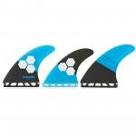 FUTURES Surfboard Fins AM1 set 3pcs