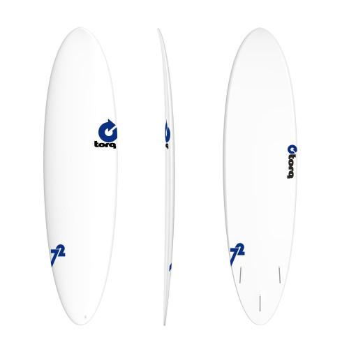 Surf board Torq 7'2'' Epoxy TET RT Fun