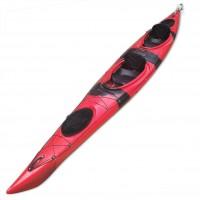 HUG sit-in kayak 2 person SCK - Red/Black