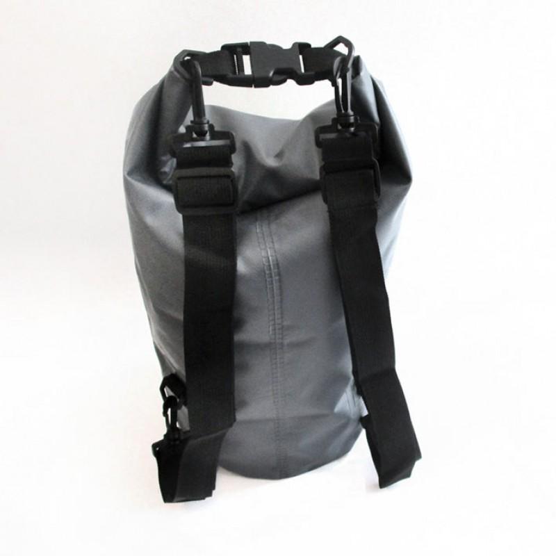 a7e56d2256 Αδιάβροχη τσάντα με ιμάντες πλάτης 20L Ascan