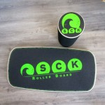 Balance Board with roller SCK green