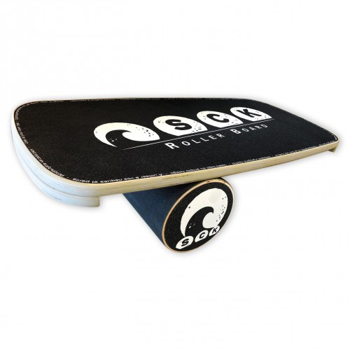 Balance Board with roller SCK white B-grade 1