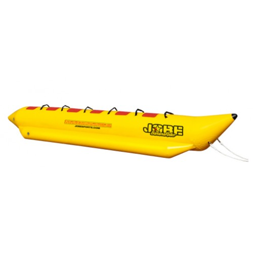 Inflatable Towable banana 6 people Mesle for professional use