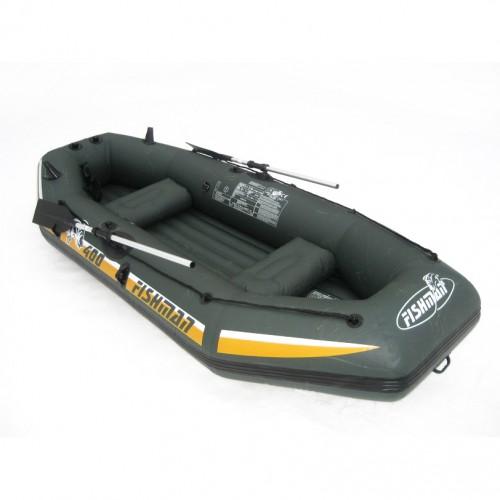 Inflatable boat fishman II zray