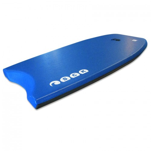 Bodyboard 41inch Blue with wrist leash SCK