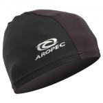 Adult Lycra swim cap Black
