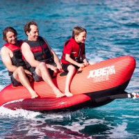 Inflatable Towable Chaser Jobe 3 people