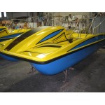 Pedal Boat Capri Beach