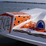 Pedal Boat Capri Motoro without the electric motor Centro Nautico Adriatico
