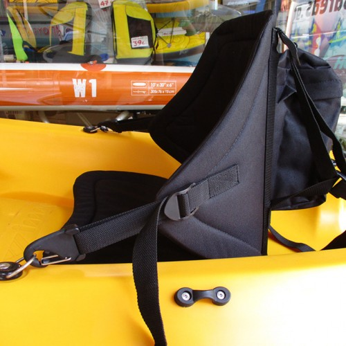 Backrest for kayaks Classic