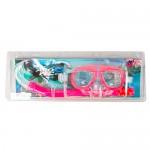 Παιδικό Σετ Μάσκα και αναπνευστήρας PVC Jellyfish kid Aropec