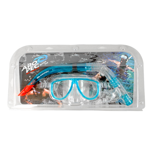 PVC Combo Set for Adults Dolphin Aropec