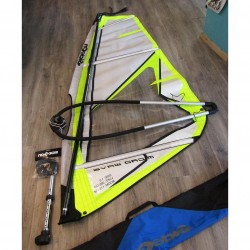 Windsurf Rig for kids 1,5 Side on