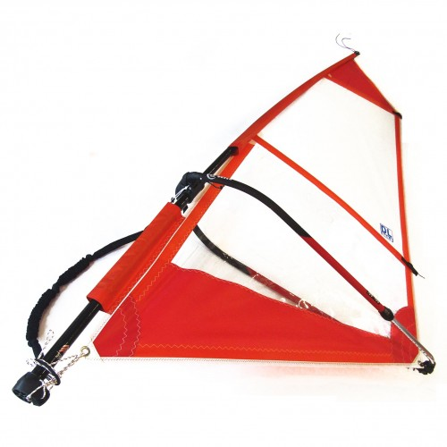 Windsurf Rig DL dacron sail 3.0 set