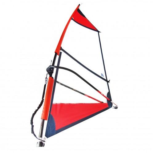 Windsurf Rig DL dacron sail 3.5 set