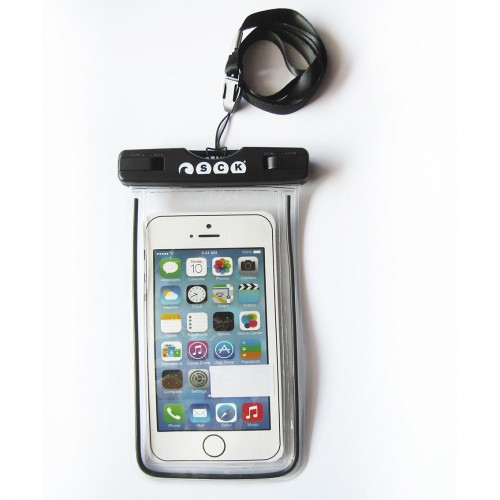 waterproof phone case SCK black