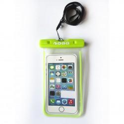 waterproof phone case SCK Lime