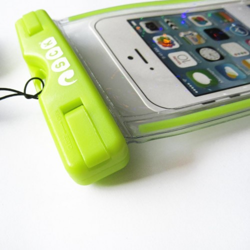 waterproof phone case SCK Lime