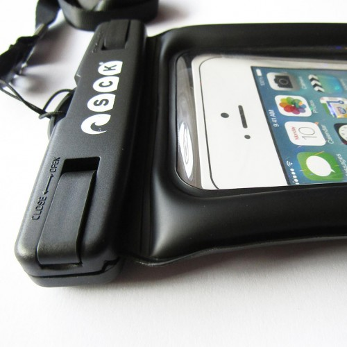 Waterproof phone case Floating SCK Black