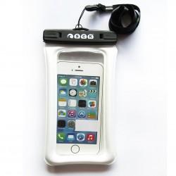 Waterproof phone case Floating SCK White