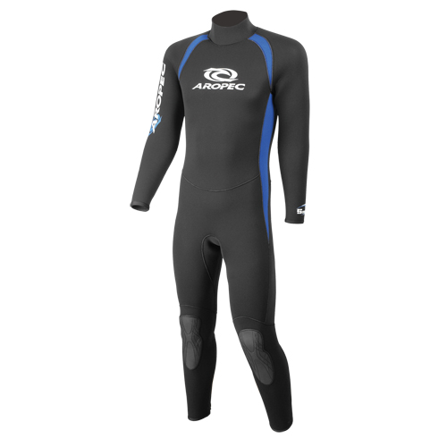 Winter Wetsuit neopren 5mm men Aropec