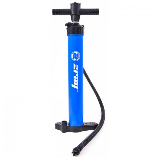 Hand pump duble action for inflatable SUP up to 25psi zray