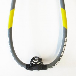 Boom 135-195cm Carbon 100% monocoque Dynafiber