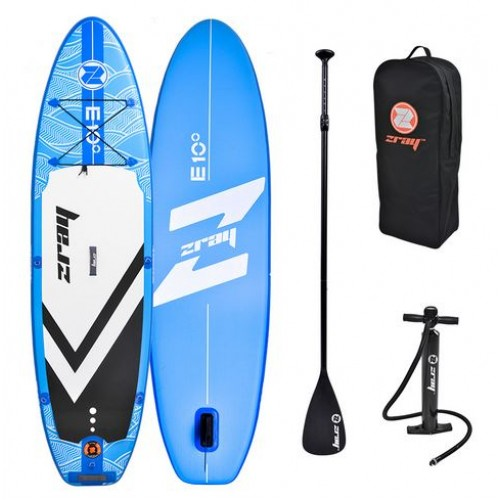 Inflatable SUP board Evasion Deluxe 10' zray package
