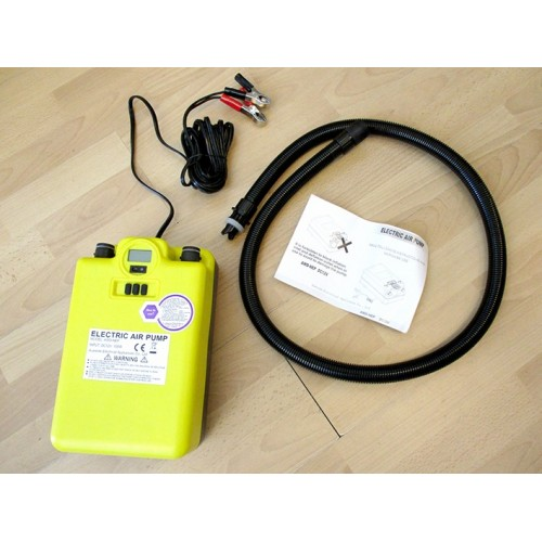 Εlectric pump high pressure up to 20psi