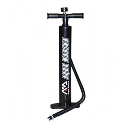 Hand pump up to 20psi Aqua Marina
