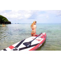 Inflatable SUP board Fury 10' zray complete package