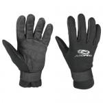 Amara gloves neoprene 2mm black Aropec