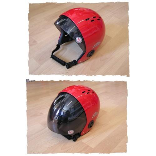Vario Visor Gath Helmet