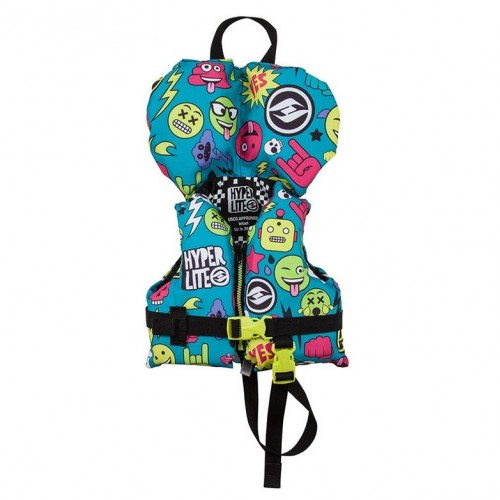 Toddler life jacket up to 15kg Hyperlite