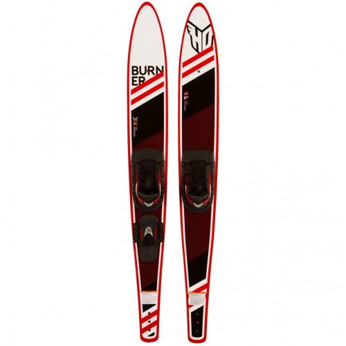 Burner 67'' θαλάσσια σκι της HO με πιο φαρδή σχήμα και V-bottom design