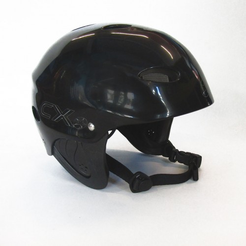 Helmet for water sports Concept-X - Black Glossy