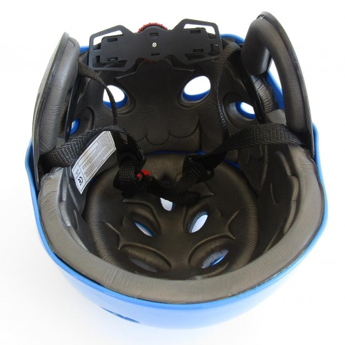 Helmet for water sports one-size Blue