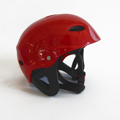 Helmet for water sports one-size Red